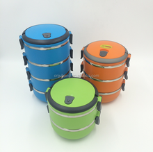 Hot sale stainless steel insulated food container / thermos lunch box / stainless steel lunch box