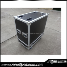 Professional Flight Road Cases for Dual JBL EON 315 Speakers with Caster Board
