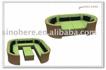 Rattan Sofa Rattan Chair Outdoor Furniture AY1196