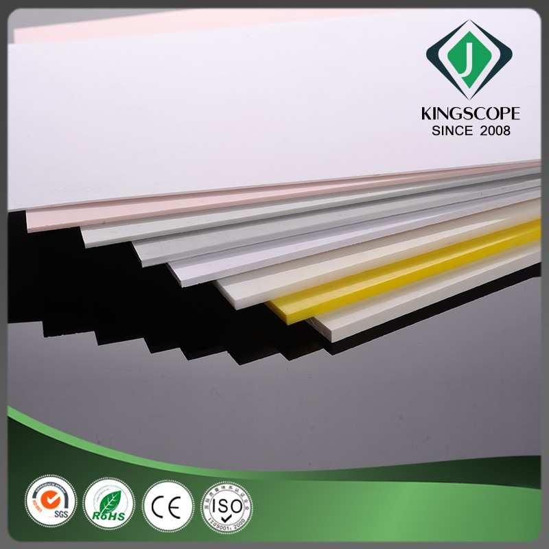 High density new products natural color abs sheet in multi-role