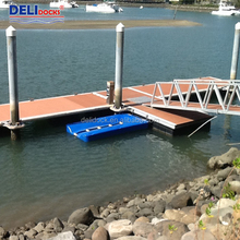 floating dock for sale boats jet skis products vessel detail in China