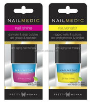 Professional Nail Care Product Anti-aging Nail Therapy A Naturally Infused Dual Phase Nail and Cuticle treatment