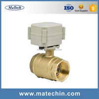 China Supplier Customized Precisely Forged Brass Ball Valve