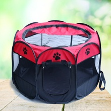 China suppliers large airy outdoor pet carriers dog crate in US