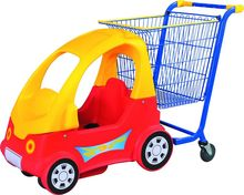 colorful safe funny plastic supermarket argos kids shopping trolley