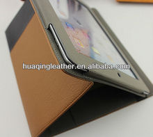 leather tablet pc cases smart case and covers with high quality