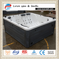 Alibaba Best Wholesale outdoor spa pool sexy masage spa,jacuzzy swim spa