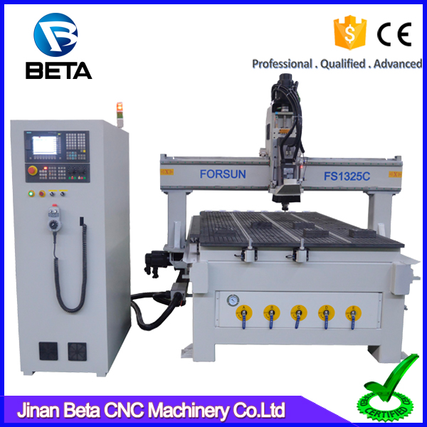 Hot sale!! 3d auto tool change woodworking cutting carving atc cnc router machine for wooden furniture equipment