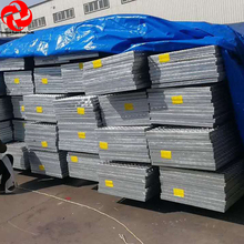 ss400 Standard Steel Galvanized Checkered Plate Sizes Specification
