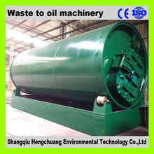 Environmental protect tyre pyrolysis plant manufacturers from china CE ISO certificated