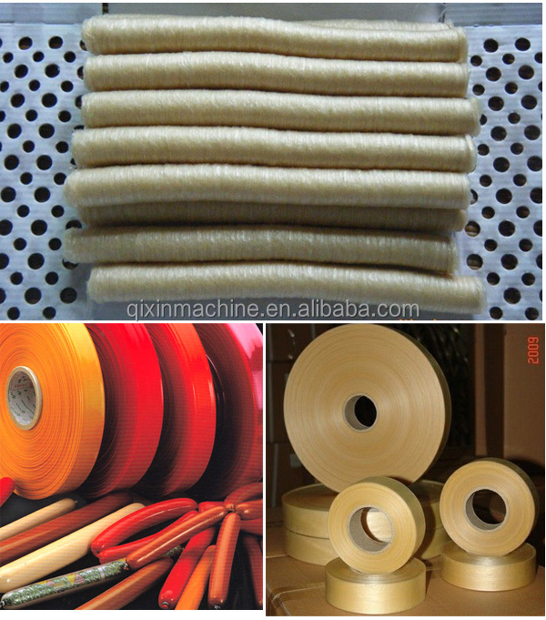artificial sausage casings/collagen caseing/ collagen sausage casing