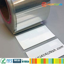EPC Class Gen 2 Printable UHF RFID ASSET TAG for metal surface