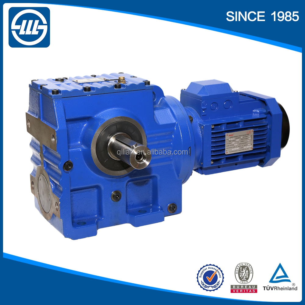 Factory price sew helical worm geared motor gearbox