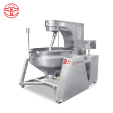Automatic Electric Jacket Kettle Cooking Mixer Machine