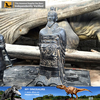 MY Dino-Z880 decorative 3D terra cotta warriors miniature Model