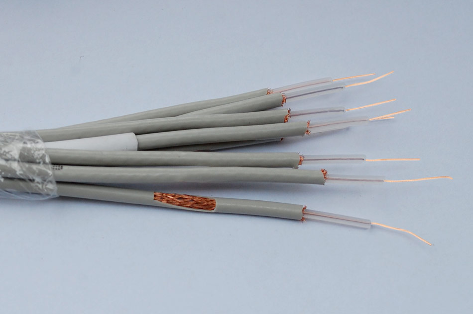Outdoor Electronic Control Cable For Resisting to Optical Radiation factory price