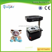 Interesting 3D Face Doll Making Machine