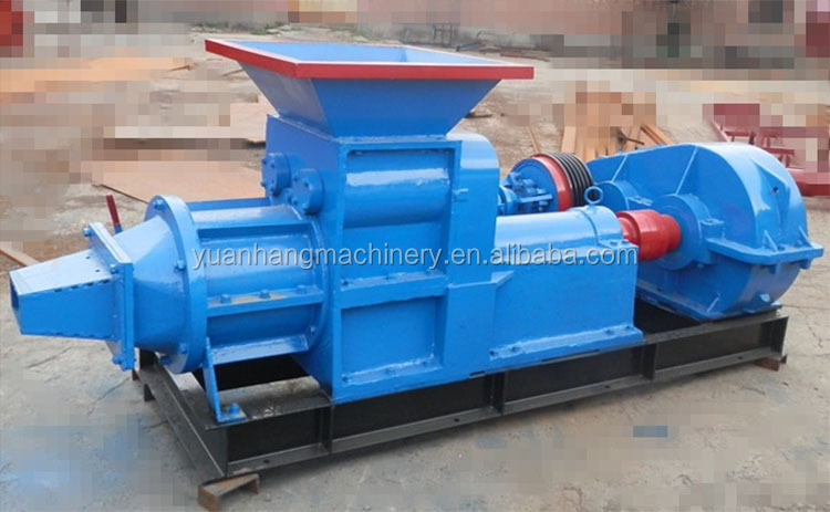 Advanced Technology Red Clay Mud Vacuum Extruder Firing Burnt Red Brick Machine