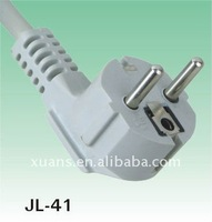 Korea electrical plug with KTL approval