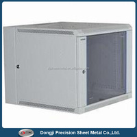 custom sheet metal steel aluminium waterproof electronic enclosure