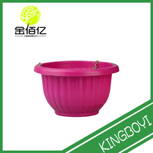 Functional low price excellent design flower pots plastic liners