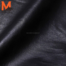 black color pig leather pig skin for garment