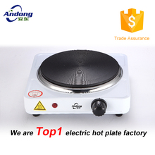 220V Portable hotplate parts with CE