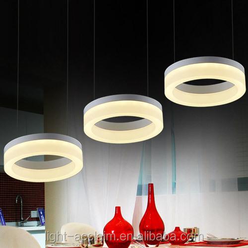 Round Shaped Decorative Acrylic Led Ceiling Lights Buy