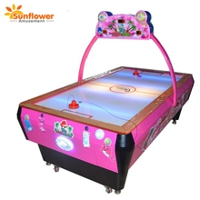 Coin Operated Sports Game Machine Commercial Ice Air Hockey Game Table Machine