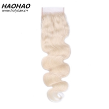 body wave 100% virgin human hair extension, omber color virgin vietnamese hair Vietnamese ombre blonde hair