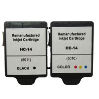Hot high quality compatible ink cartridge for HP 14 series