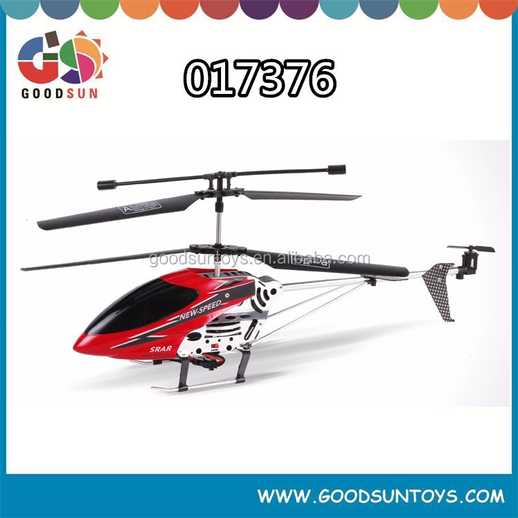 Christmas Gift 3.5 channel rc helicopter with alloy structure rc gyro helicopter, training flying SKYTECH 017376