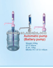 water dispenser battery electric pump 5 gallon bottles