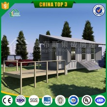 Latest Mobile Prefab Container House/Luxury container shop/office/Prefab container home