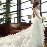 Super quality Crazy Selling 2015 wedding dress for pregnant women
