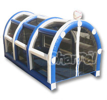 basseball inflatable batting cage for sale