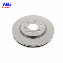 Manufacture Brake disc rotors parts 40206-EB300 for nissans NAVARA (D40) NP300 PATHFINDER (R51)