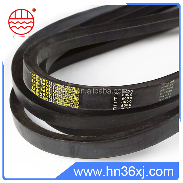 High quality wrapped v belts for sale