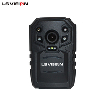 LS-Vision Super Hd Portable Police Video security guard body worn camera With 1950mAh Battery Free Inspection Premium