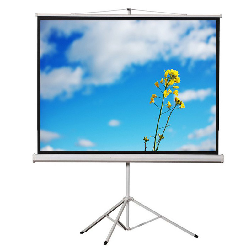 Easy Set Up And Fold Projection Screen