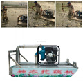 Supply high quality lotus root harvesting pump ,lotus root harvester pump