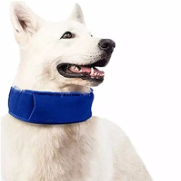 Cool Dog Collar Pet Cooling Collars Pet summer cooler belt With Removable ice Pack Cooling Dog Collars For Summer Pet Product