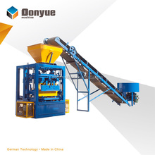 manual concrete cement block making machine of gypsum production line with germany technology