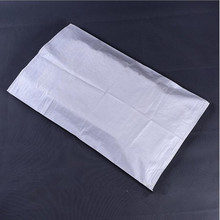 Chinese supplier cheap price white pp woven sacks for food