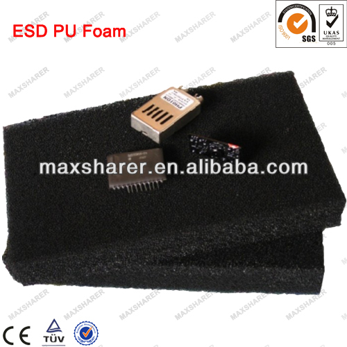 ESD PU Foam Sheet A0401