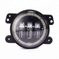 High Quality ! 4'' 30W LED Halo Fog Light for Jeep with Turning Light