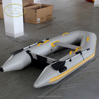 Rigid PVC Korea Inflatable Boat Manufacturers,CE 330cm Cando Hypalon/PVC inflatable rowing boat ,rigid boats