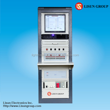 ATE-1 Automatic Tester for Electronic Ballast and CFL is Program controlled AC power source to guarantee the smart choice