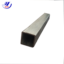 Factory wholesale high quality black square tubes 100x100