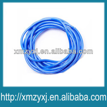 Gummy bracelet, cheap custom silicone o-ring jelly bracelet